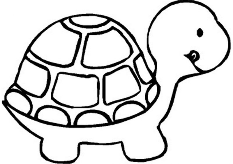 Childrens Printable Coloring Pages Animal