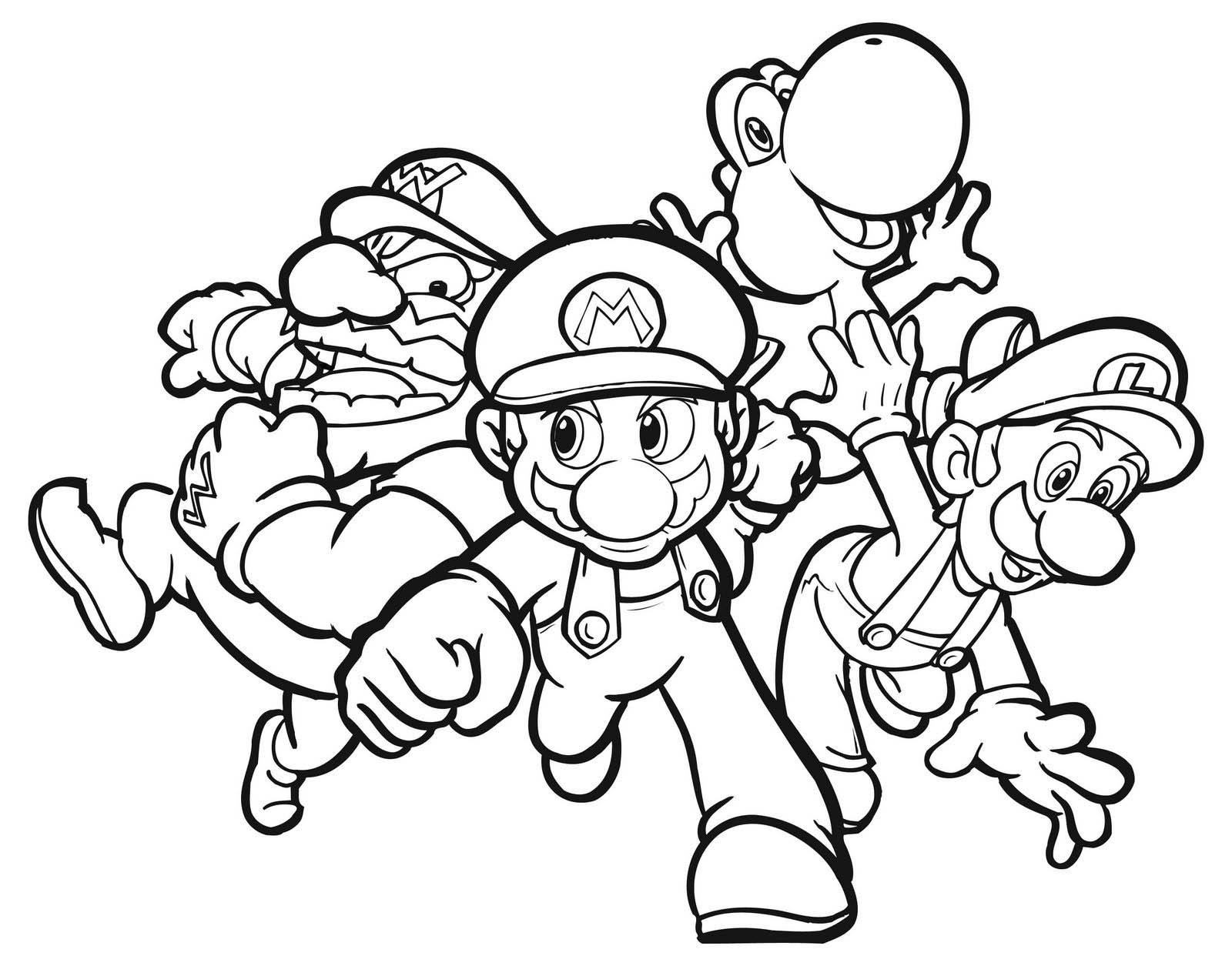 Coloring Pages Coloring Book Boys