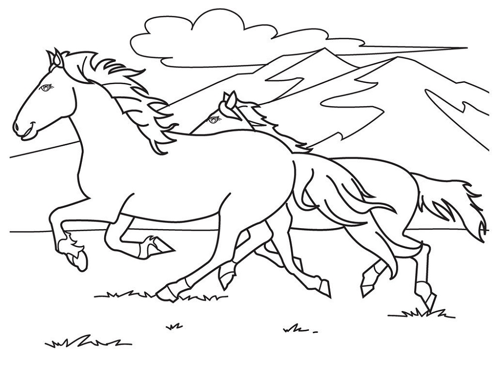 Coloring Book Pages for Children