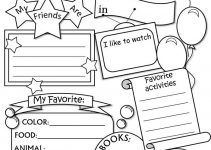 School Kid Worksheets About