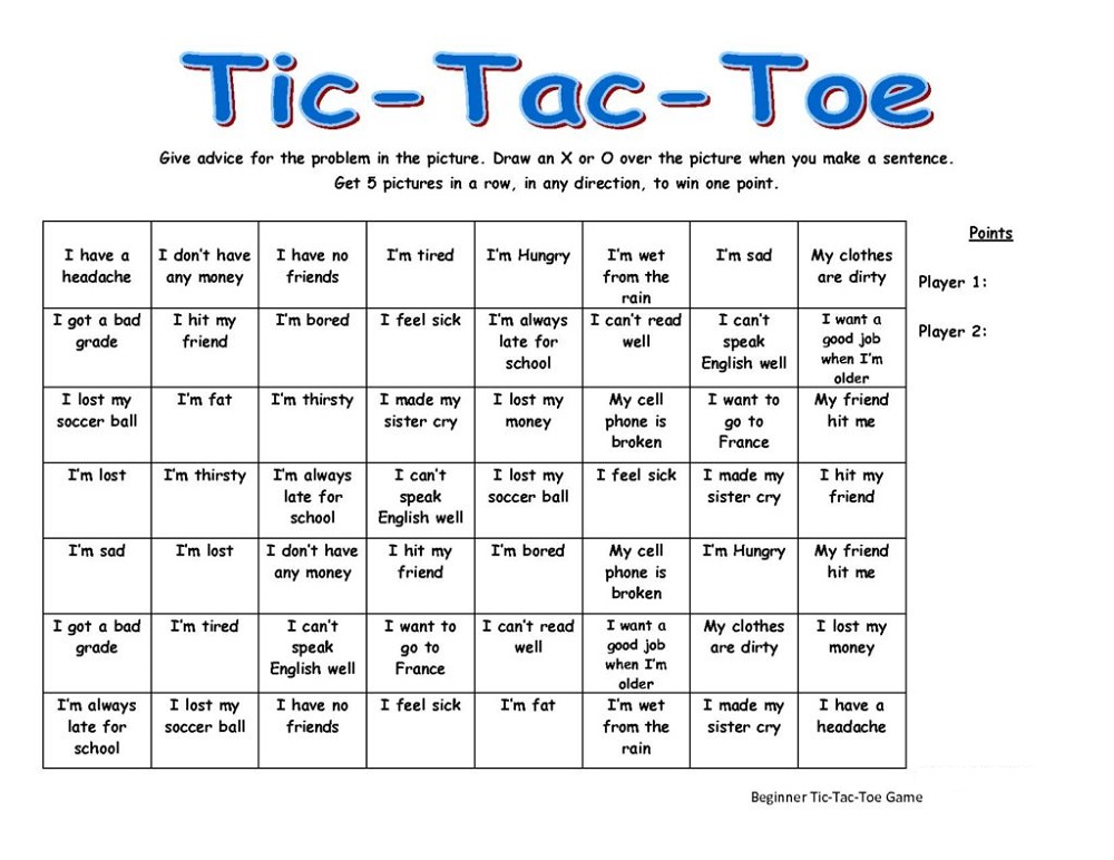 Printable Games for Adult