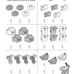 Second Grade Worksheets Fractions