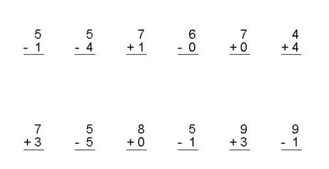 Make Your Own Math Worksheets Free