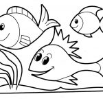 Free Coloring Book Pages Fish