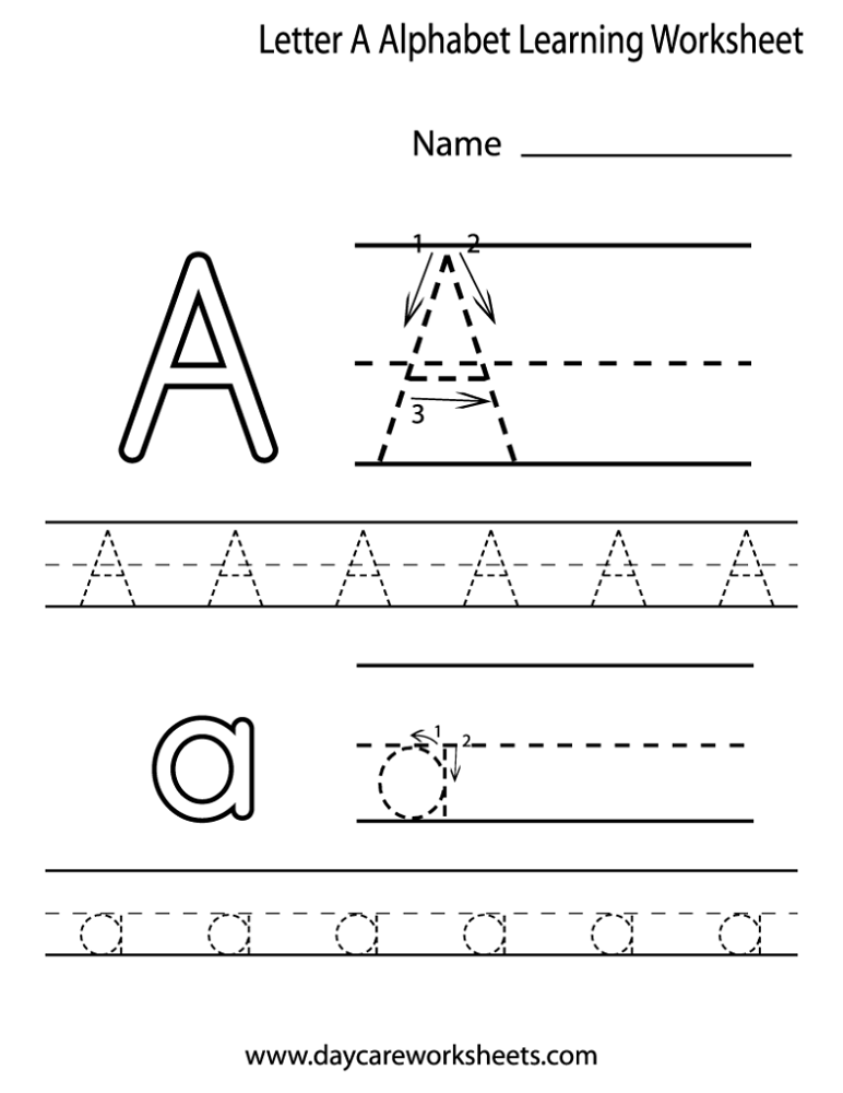 Free Online Worksheets Learning