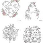 Kids Activities to Print Love