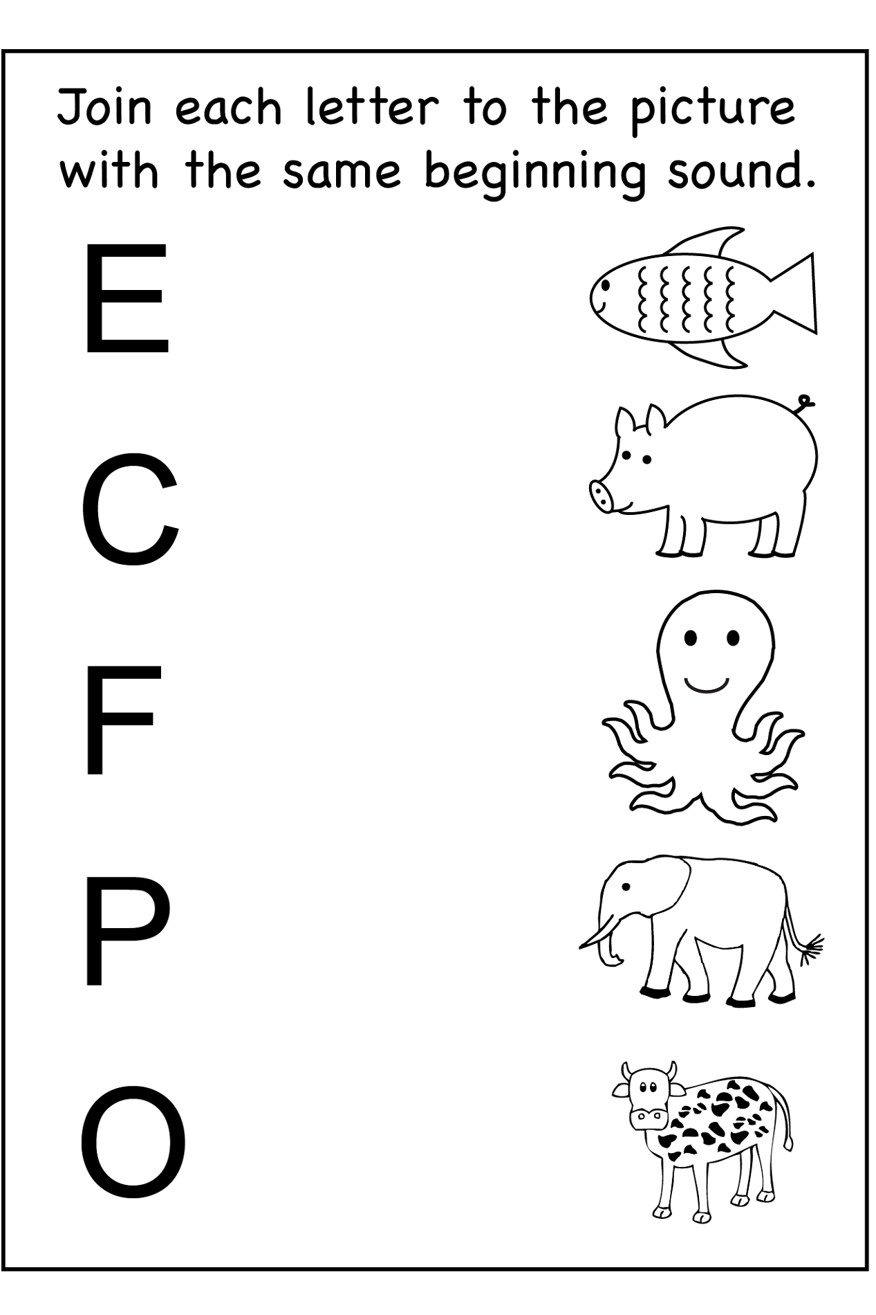 Printable Activities for Kids Free