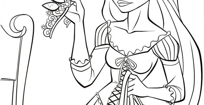 Coloring Pages to Color Online Children