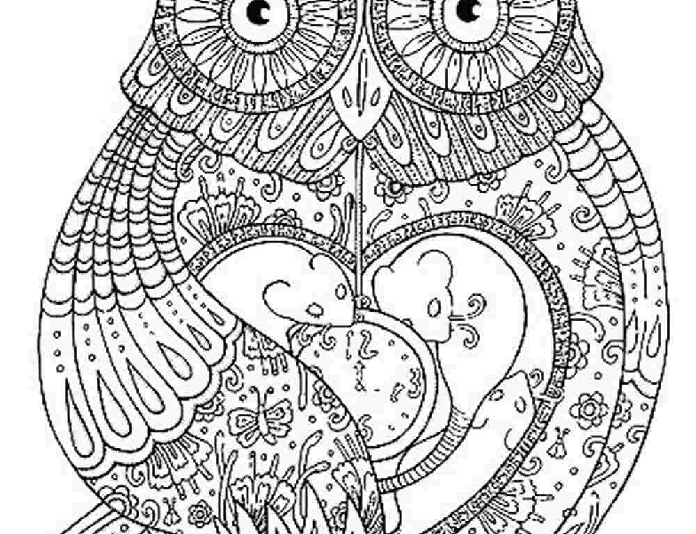 Coloring Worksheets for Adults