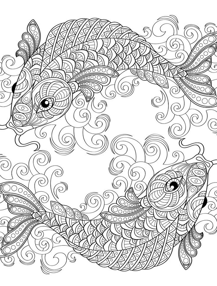 The Coloring Book Adult