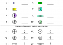 Math Pages Fraction