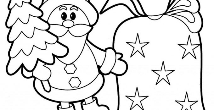 Printable Pictures to Color for Children