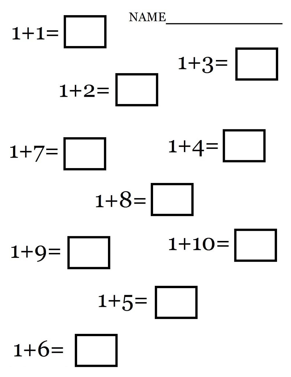 Worksheet Works Math