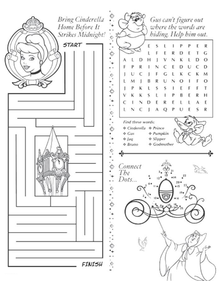 Free and Fun Printable Activities for Kids | Learning ...