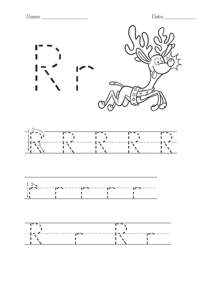 Worksheet Printables R