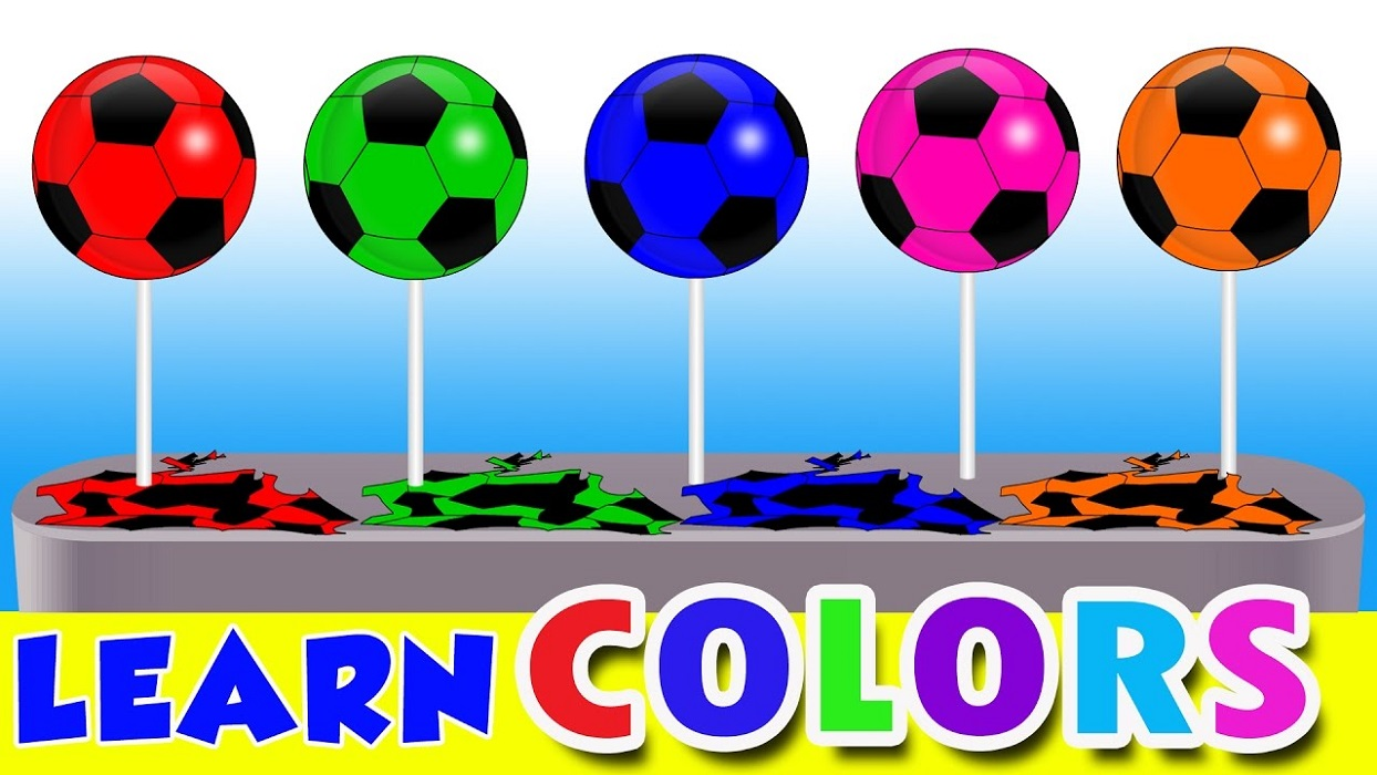 Ball Colors for Children