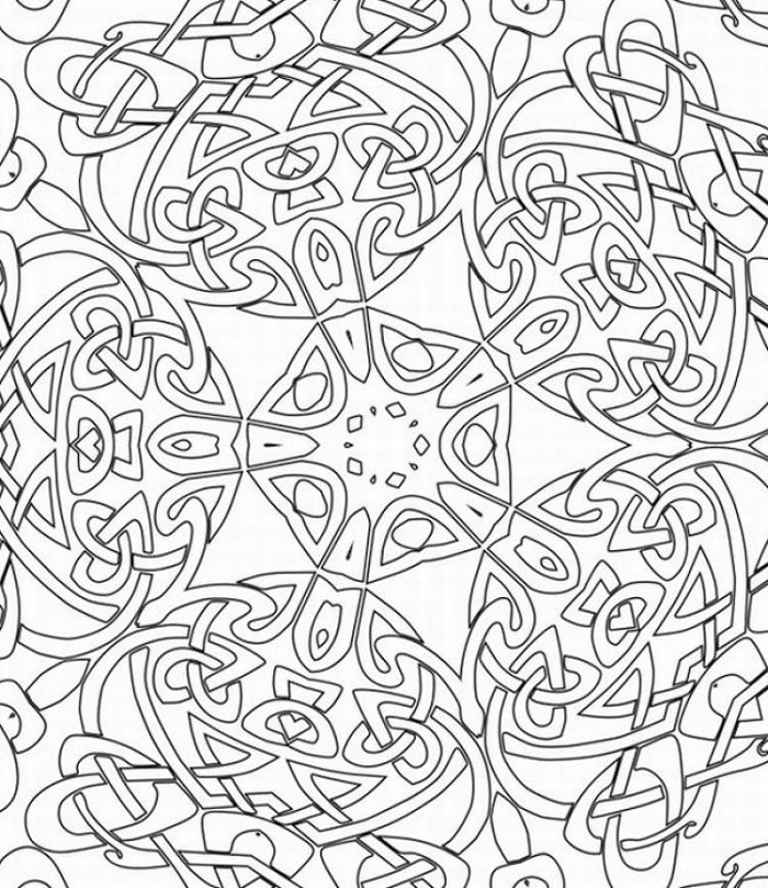 Free Coloring Printables Adult