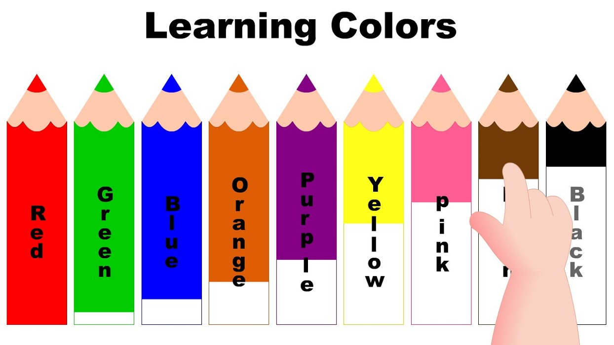 Learn Colors for Children