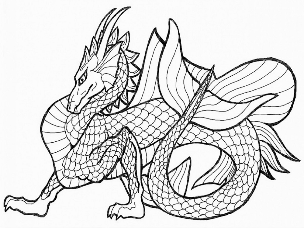 Printable Coloring Book for Adult