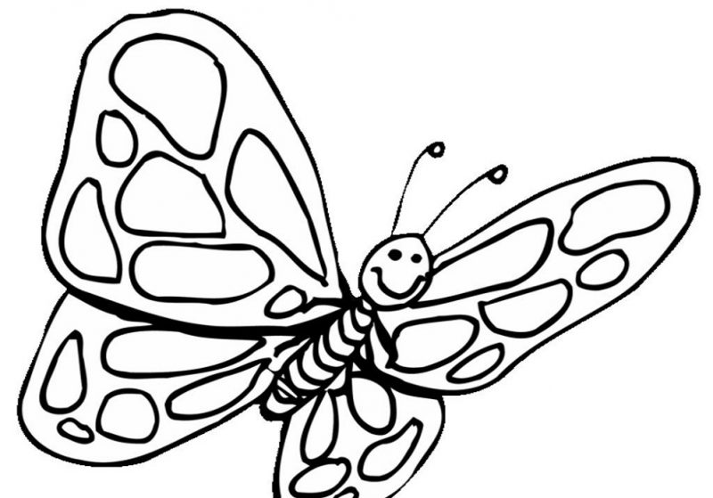 Printable Coloring Sheets for Kindergarten