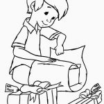 Christmas Coloring Pages for Boys