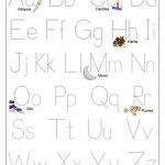 Printable Learning Activities for 2 Year Olds Letter