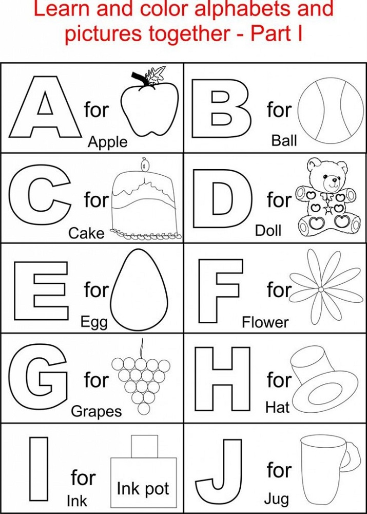 Educational Printables Children