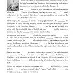 Literacy Worksheets News