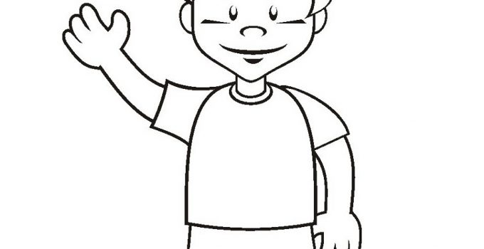Coloring Sheets for Boys Cartoon