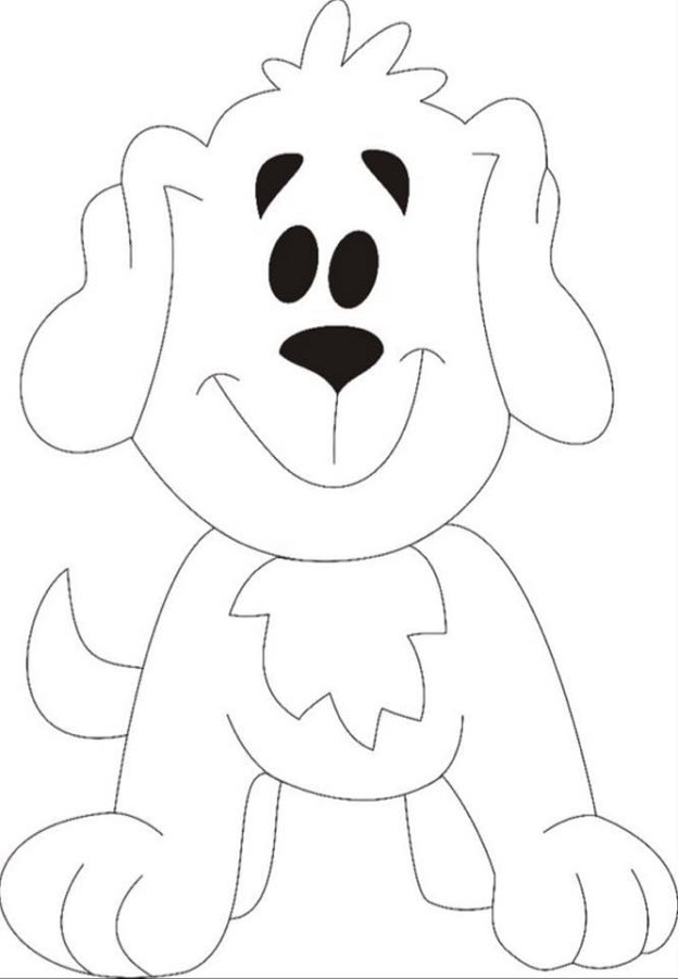 Free Printables for Toddlers Dog