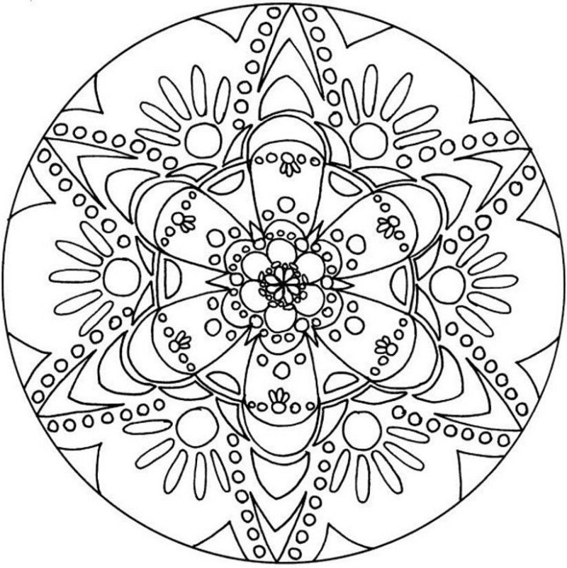 Cool Coloring Pages for Teens