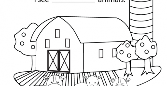 Coloring Worksheets for Kids Educational