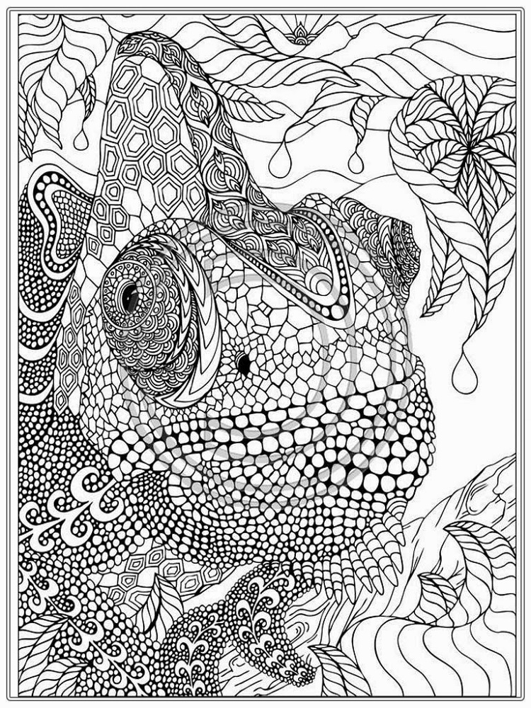 Free Downloadable Coloring Pages Adult