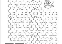 Worksheets for 7 Year Olds Puzzle