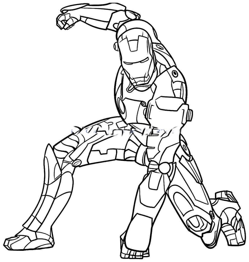 Printable Coloring Pages for Kids Hero
