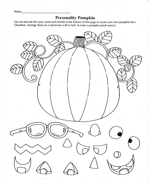 art free printable activities for kindergarten