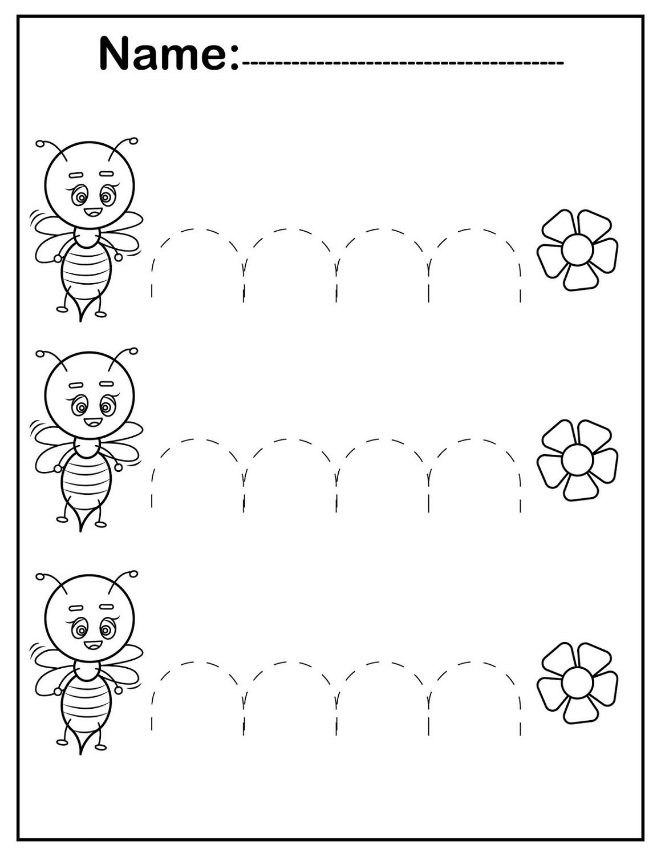 fun learning activities for preschoolers printables