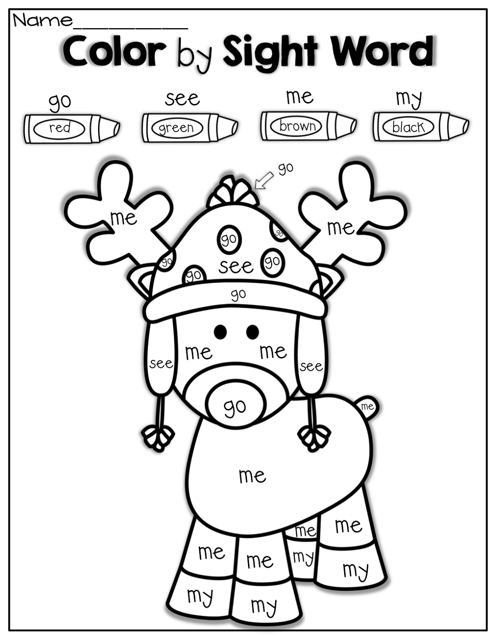 christmast children's fun activity sheets