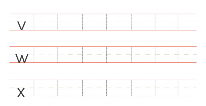practice lower case alphabet worksheets