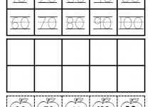 fun skip count by 10 worksheet